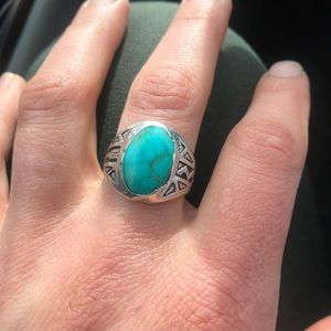 Jewelry - FRED HARVEY ERA RING